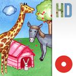 Wunderwimmelbuch - Meine Tiere (HD). Das beliebte Wimmelbuch jetzt als interaktive Wimmel-App.