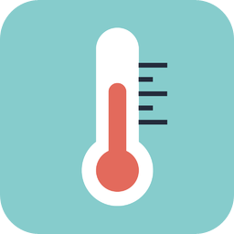 Fever Measuring Thermometer