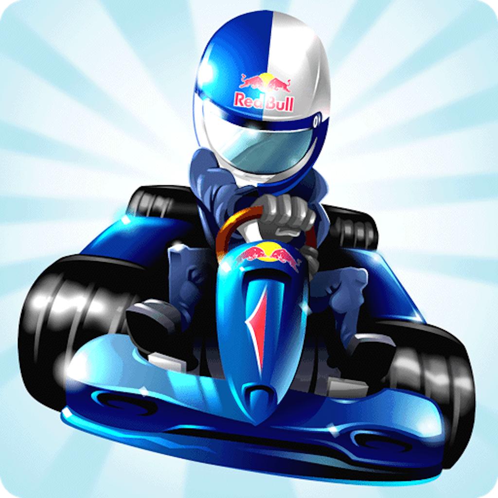 Red Bull Kart Fighter 3 - Auf neuen Pfaden iOS
